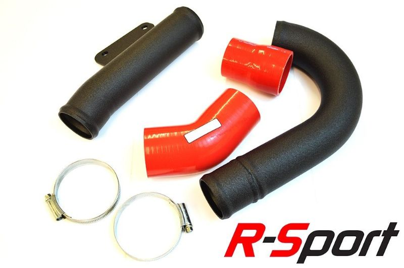 Fiesta ST ST180 EcoBoost RSPORT Lower Hot Side Boost Hard Pipe Kit RSP003